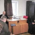 В реабилитационном центре прошел прием граждан