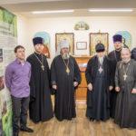 С работой реабилитационного центра ознакомился епископ Орехово-Зуевский Пантелеимон
